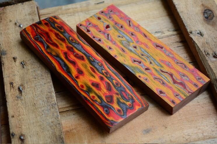 Материал для изготовления рукояток ножей -