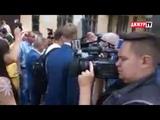 Губернатор Воробьев сбежал от жителей Воскресенска