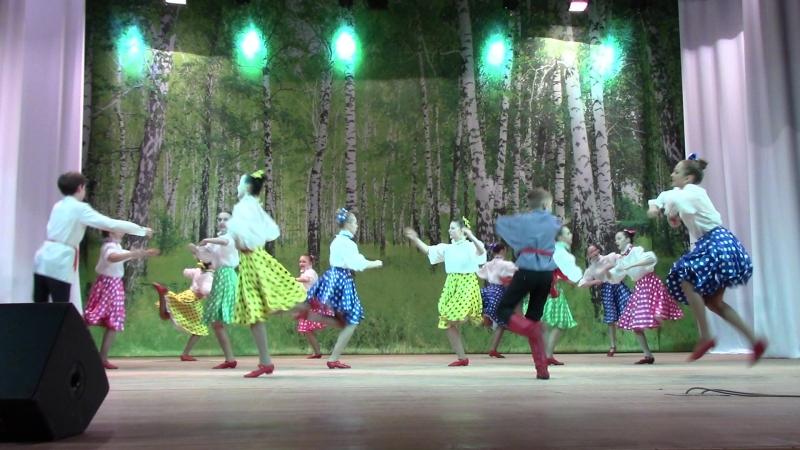 Московская Кадриль Отчетный концерт ДК МГОКа 16/03/18