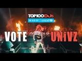 DJ MAG 2018 Vote Univz