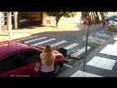 Kvinnlig polis skjuter neger i Sao Paolo