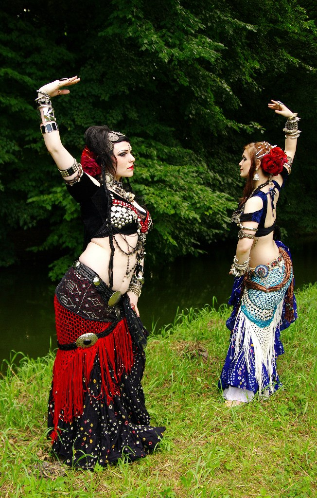 1000+ images about American Tribal Style on Pinterest   Tribal belly dance, Bellydance and Belly ...