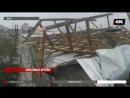 Ветер оставил без крыш три школы в ВКО