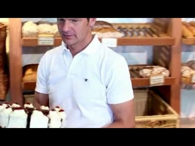 Brot, Brötchen und Torten in Strobl