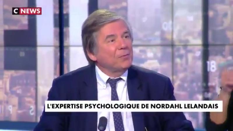 Le psychiatre Roland Coutanceau provoque la stupéfaction en déclarant que lexpertise psychologique dune personne prend 1 heure