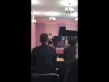Нгуен Киеу Ань. А.Лядов. Прелюдя, op.11, №1, h-moll. Международный фестиваль-конкурс