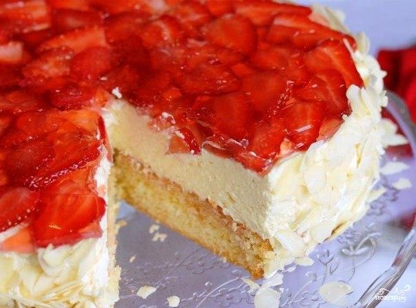 Вкусный торт с маскарпоне рецепт с фото