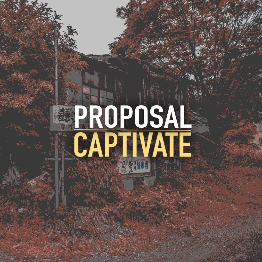 Proposal - Captivate [EP] (2019)