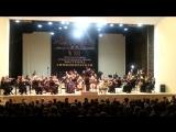 А.Дворжак. Концерт для скрипки с оркестром. ля-минор.(фрагмент)