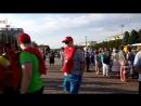 Митинг на пл.им.Ленина