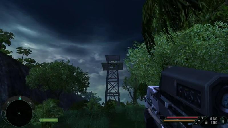 Прохождение карты FAr cry. Night Maze. 2 часть. В лесу жара.