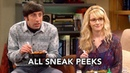 The Big Bang Theory 12x03 All Sneak Peeks The Procreation Calculation (HD)