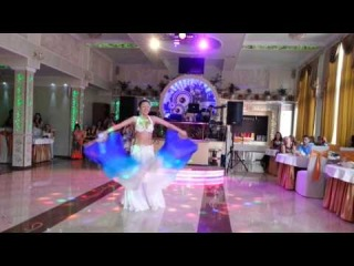 Восточные танцы, выступление (Студия Танцев Кокетка)