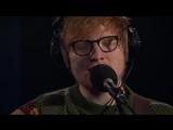 Ed Sheeran вживую исполнил песню Perfect (Live Lounge)