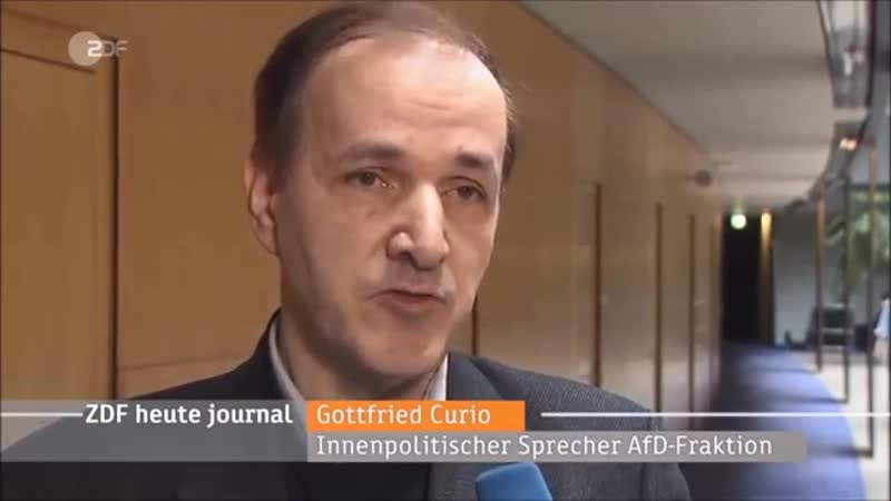 Dr- Curio in ARD und ZDF zu Seehofers -Geordnete-Rückkehr-Gesetz-