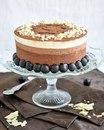 Лучший торт «Три шоколада»