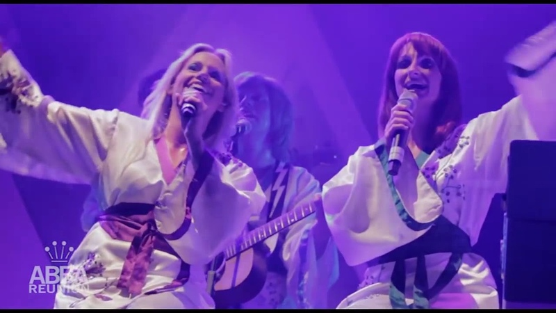 The Abba Reunion Tribute Show - Hugely authentic !