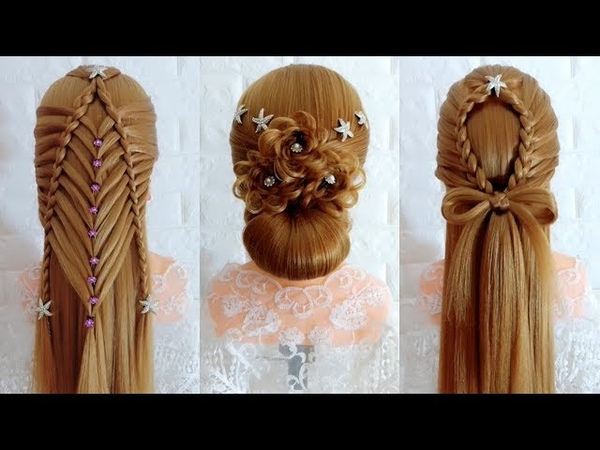 26 Braided Back To School HEATLESS Hairstyles! 🌺 Best Hairstyles for Girls | Part 48