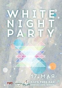White Night prty 17мая Free BAR