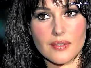 Monica Bellucci Eros Ramazzotti Piu Bella Cosa