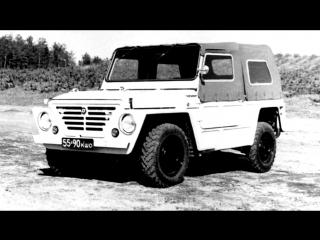ВАЗ-2121 Нива_ история создания легенды
