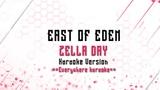 Zella Day- East Of Eden (Karaoke Version)
