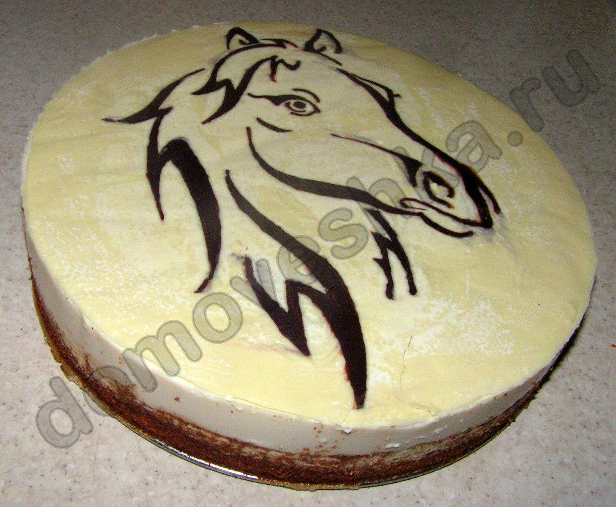 """торт """"Новогодняя фантазия"""""""