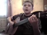 Песня под гитару-Чечня в огне - YouTube