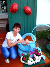 Ирина Колисниченко, 23 июля 1973, Карталы, id172163888