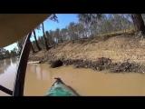 Охота на кабана с каяка