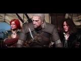 The Witcher 3 Wild Hunt   Новый трейлер   E3 2014 Sword of Destiny