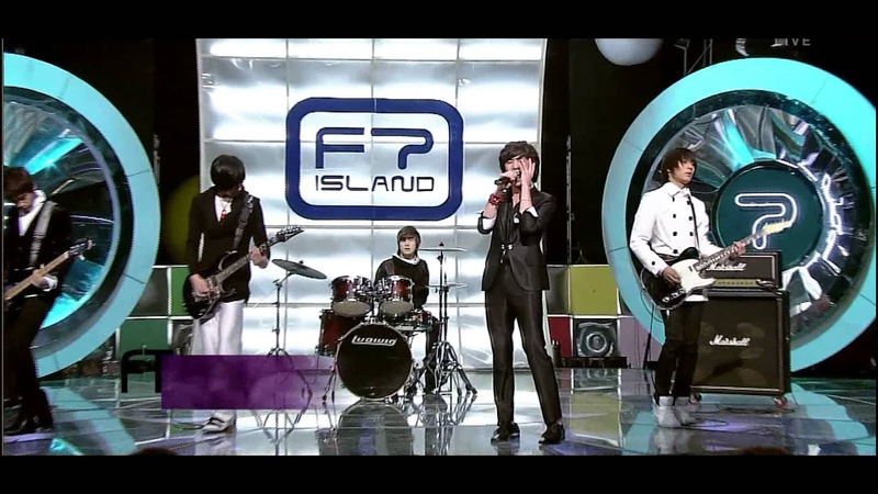 090215 FT Island - Missing You Bad Woman
