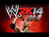 Неделя WWE 2k14 №1 (Знакомимся с игрой)