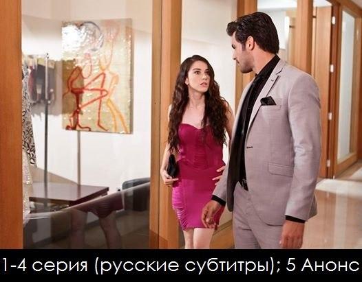 Вишневый сезон / Kiraz Mevsimi все серии на русском с