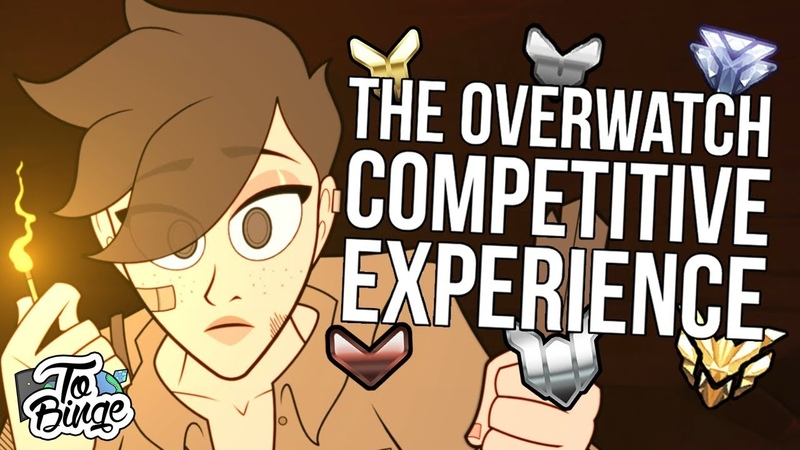 The Overwatch Competitive Experience