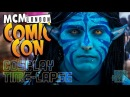Epic Cosplay Time-Lapse -- MCM Expo / London Comic Con -- October 2013