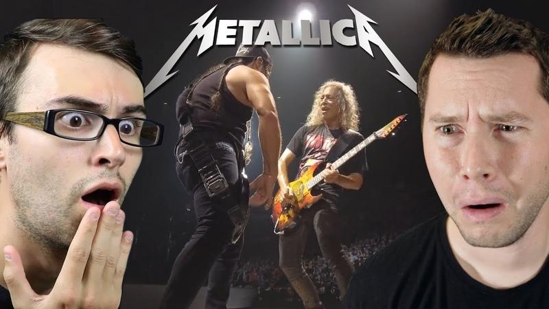 Metallica BUTCHERS Prince Cover! (REACTION)