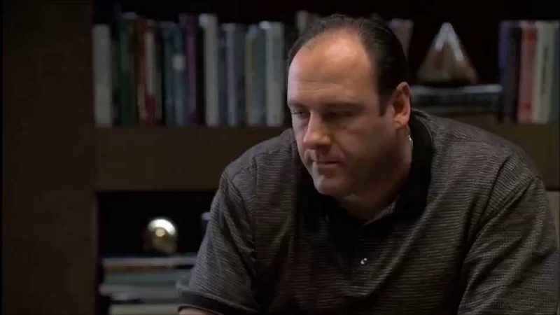 The Sopranos - ''We're soldiers'' speech HD