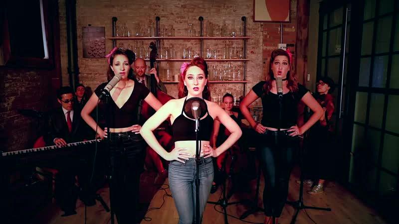 """Get Ur Freak On"" (Missy Elliott) String Cover - Robyn Adele Anderson ft Carolyn Miller Sarah Krauss"