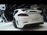 WORLD DEBUT: 2014 Porsche Panamera TechArt Grand GT - IAA Frankfurt 2013 (1080p Full HD)