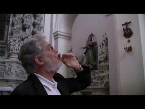 ROBERTO PAZZI - nella Chiesa Madre di Vernole
