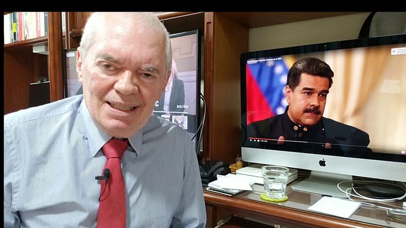 Maduro mostra certas verdades que a BBC não quer ver