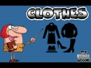 Clothes English Vocabulary For Beginners