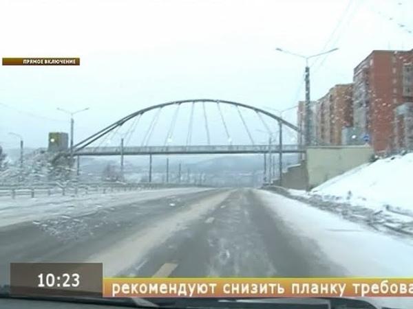 Прямое включение. Тестируем развязку на Николаевском проспекте