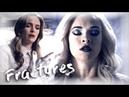 Caitlin Snow/Killer Frost    Fractures