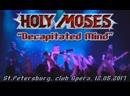 Holy Moses - Live at Opera 12.05.2017