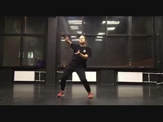 'Burning' @samsmith . Choreography by Marianna Kolesova