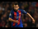 Jordi Alba Incredible Speed Stamina Full Field Sprints