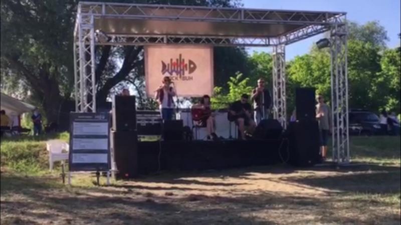Забавка - Тайна (RockBuh Festival)