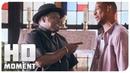 Малколм идет за помощью к священнику - Дом с паранормальными явлениями 2 2014 - Момент из фильма